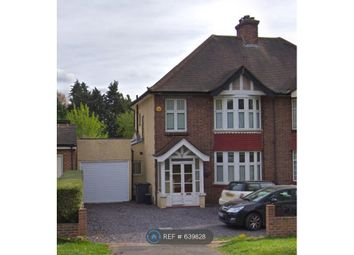 Thumbnail 3 bed semi-detached house to rent in Spur Road, Orpington