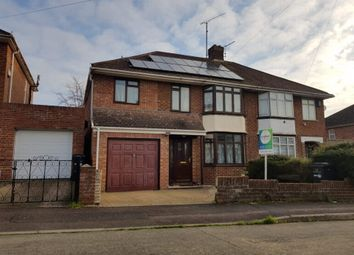 Thumbnail 4 bed semi-detached house for sale in Richmond Road, Yeovil