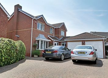 Thumbnail 3 bed detached house for sale in Helm Drive, Hull