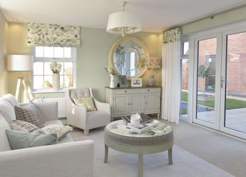 "Thumbnail 4 bed detached house for sale in ""Layton"" at Fleece Lane, Nuneaton"