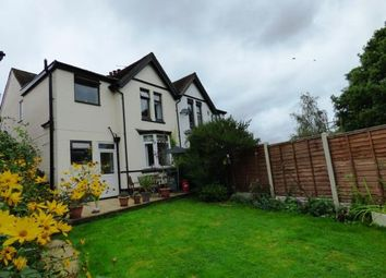 Thumbnail 3 bed semi-detached house for sale in Ibstock Cottages, Horses Lane, Measham, Swadlincote