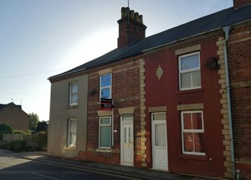 Thumbnail 2 bed terraced house to rent in Hawthorn Bank, Spalding
