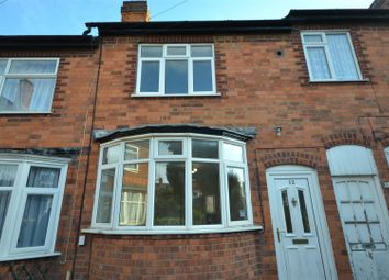 Thumbnail 2 bed terraced house for sale in Richmond Close, Leicester