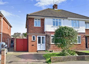 Thumbnail 3 bed semi-detached house for sale in Gaze Hill Avenue, Sittingbourne, Kent