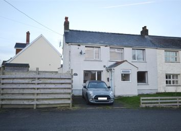 Thumbnail 2 bed semi-detached house for sale in Newtown Road, Hook, Haverfordwest