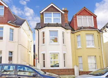 4 bed semi-detached house for sale in Linden Crescent, Folkestone, Kent CT19