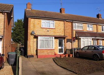 Thumbnail 2 bedroom end terrace house for sale in Bury Mead, Arlesey