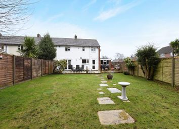 Thumbnail 3 bed semi-detached house for sale in Bishopswood Road, Tadley