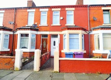 Thumbnail 3 bedroom terraced house for sale in Coerton Road, Aintree, Liverpool