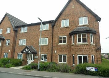 Thumbnail 2 bed flat to rent in Pavillion Close, Leeds, West Yorkshire
