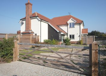 Back Lane, Stock, Ingatestone CM4. 4 bed detached house for sale