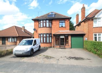 Thumbnail 3 bed detached house to rent in Heath Lane, Earl Shilton, Leicester