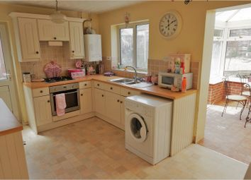Thumbnail 3 bedroom semi-detached house for sale in Ashleigh Gardens, Barwell