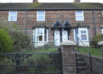 Thumbnail 3 bed terraced house to rent in Wye Road, Ashford, Kent