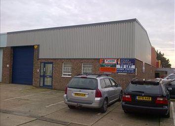 Thumbnail Light industrial to let in Unit C3, Riverside Industrial Estate, Bridge Road, Littlehampton, West Sussex
