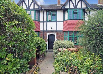 Thumbnail 2 bed maisonette for sale in Park Road, Sutton, Surrey