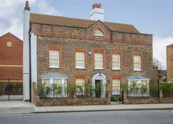 Thumbnail 5 bed detached house for sale in Kingston Road, London
