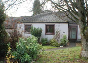 Thumbnail 2 bed bungalow for sale in Newton Street, Blairgowrie