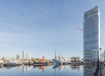Thumbnail 1 bedroom flat for sale in Dollar Bay, Dollar Bay Place, Canary Wharf, London