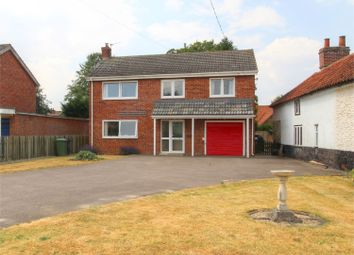 Thumbnail 5 bed detached house for sale in Shropham Road, Great Hockham, Thetford