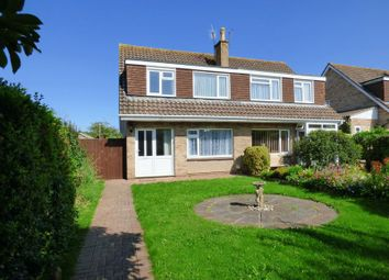 Thumbnail 3 bed semi-detached house for sale in Oakland Drive, Hutton, Weston-Super-Mare