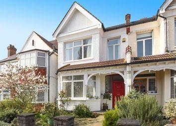 Thumbnail 3 bed terraced house for sale in Holdenhurst Avenue, London N12,
