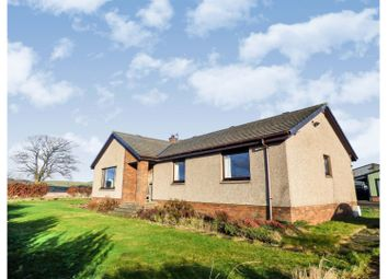Thumbnail 4 bed detached bungalow for sale in Auchtermuchty Road, Cupar