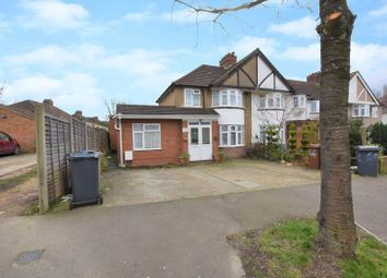 Thumbnail 4 bed semi-detached house for sale in Dryden Road, Harrow