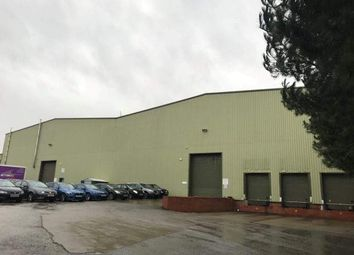 Thumbnail Light industrial to let in Rear Warehouse, Ollerton Road, Tuxford, Tuxford