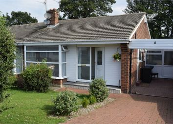 Thumbnail 2 bed semi-detached bungalow for sale in Priory Way, Newcastle Upon Tyne, Tyne And Wear