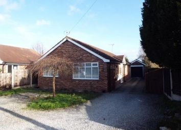 Thumbnail 3 bed bungalow for sale in Eastern Road, Willaston, Nantwich, Cheshire
