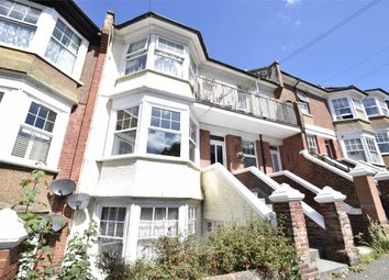 Thumbnail 3 bed flat to rent in B Castledown Avenue, Hastings, East Sussex
