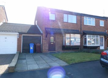 Thumbnail 3 bedroom semi-detached house for sale in Torcross Way, Halewood