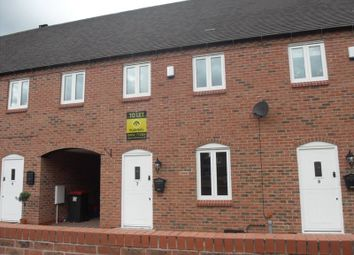 Thumbnail 3 bed terraced house to rent in The Courtyard, Ironbridge, Telford