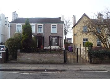 Thumbnail 5 bedroom semi-detached house for sale in Church Road, Liverpool, Merseyside, England