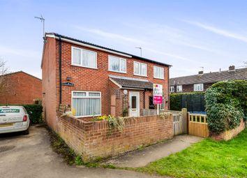 Thumbnail 2 bedroom semi-detached house for sale in Summerfields, Abingdon