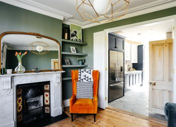 Thumbnail 3 bedroom property for sale in Harecourt Road, Canonbury, London