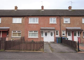 Thumbnail 3 bed terraced house for sale in Buchan Place, Grangemouth
