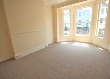Thumbnail 1 bed flat to rent in Pasley Street, Stoke, Plymouth