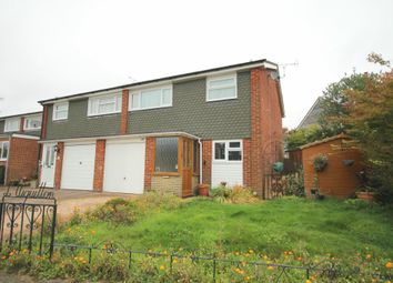 Thumbnail 3 bed end terrace house for sale in Kennedy Road, Horsham