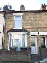 Thumbnail 2 bed terraced house for sale in Carlyle Road, Gosport