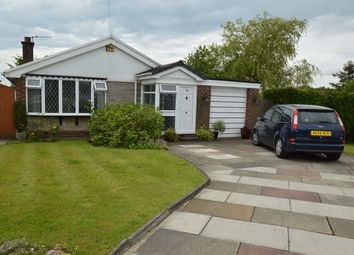 Thumbnail 3 bed detached bungalow for sale in Oakwell Drive, Unsworth, Bury