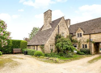 Thumbnail 3 bed semi-detached house for sale in Biddulph Cottages, Kemble, Cirencester, Gloucestershire
