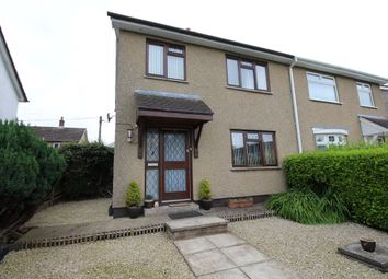 Thumbnail 3 bed semi-detached house for sale in Knockleigh Drive, Greenisland, Carrickfergus