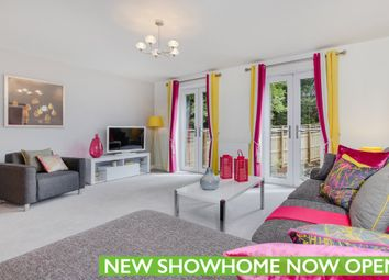 Thumbnail 4 bedroom end terrace house for sale in Plot 31 The Harry, Greenhill, Kingsteignton