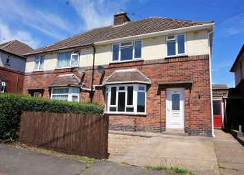 Thumbnail 3 bed semi-detached house for sale in Forest Drive, Loughborough