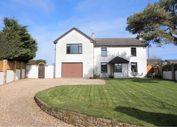 Thumbnail 6 bed detached house for sale in Crag Bank Road, Carnforth