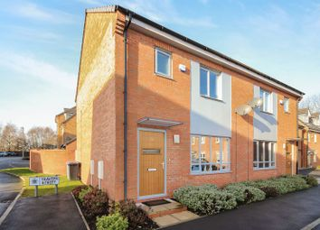 Thumbnail 3 bedroom semi-detached house for sale in Greene Way, Salford
