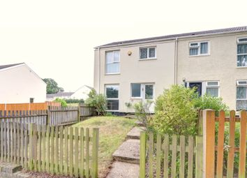 Thumbnail 3 bed end terrace house for sale in Sinclair Road, Lordshill, Southampton, Hampshire