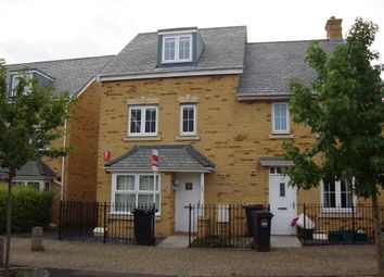 Thumbnail 4 bed semi-detached house to rent in Worle Moor Road, Weston Village